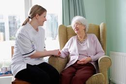 למעשה, אחד מכל שלושה קשישים יזדקק לשירותי סיעוד