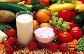 תזונה בריאה לגיל השלישי